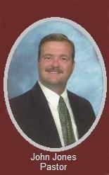 Pastor John Jones