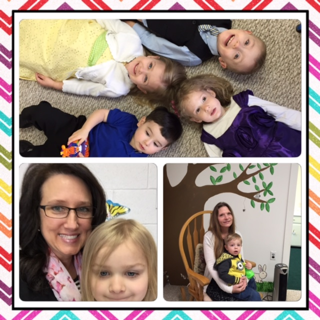 Lighthouse Baptist Church Toddlers and Babies 2015